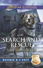 Search and Rescue ebook by Valerie Hansen