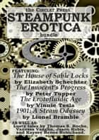 The Circlet Press Steampunk Erotica Bundle ebook by Elizabeth Schechter, Peter Tupper, Vinnie Tesla,...