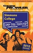 Simmons College 2012 ebook by Krista Evans