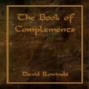 Book of Complements ebook by David Rowinski