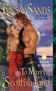 To Marry a Scottish Laird ebook by Lynsay Sands