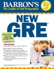 New GRE ebook by Sharon Weiner Green, Ira K. Wolf