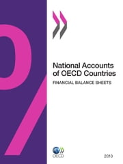 National Accounts of OECD Countries, Financial Balance Sheets 2010 ebook by Collective