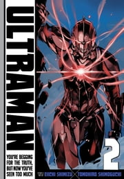 Ultraman, Vol. 2 ebook by Eiichi Shimizu