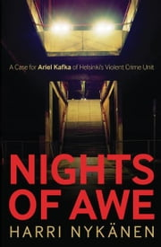 Nights of Awe ebook by Harri Nykanen,Kristian  London