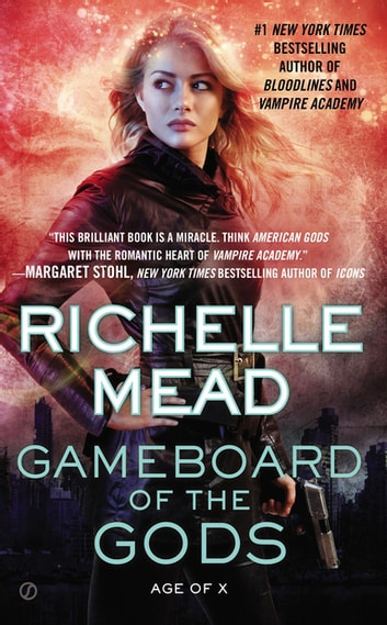 Gameboard of the Gods ebook by Richelle Mead