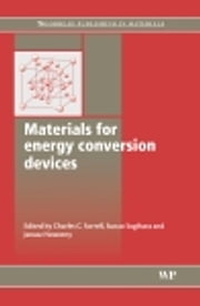 Materials for Energy Conversion Devices ebook by C C Sorrell,J. Nowotny,S Sugihara