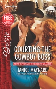 Courting the Cowboy Boss - A Billionaire Boss Workplace Romance ebook by Janice Maynard
