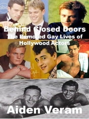 The Rumored Gay Lives of Hollywood Actors ebook by Kobo.Web.Store.Products.Fields.ContributorFieldViewModel