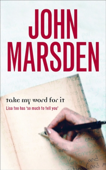 Take My Word for It ebook by John Marsden
