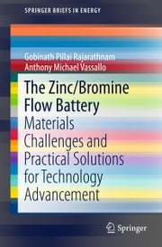 The Zinc/Bromine Flow Battery - Materials Challenges and Practical Solutions for Technology Advancement ebook by Gobinath Pillai Rajarathnam,Anthony Michael Vassallo