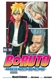 Boruto: Naruto Next Generations, Vol. 6 - Karma ebook by Ukyo Kodachi, Mikio Ikemoto
