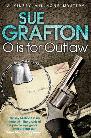 O is for Outlaw ebook by Sue Grafton