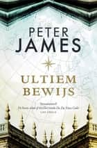 Ultiem bewijs ekitaplar by Peter James, Lia Belt