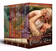 The Hearts of Liberty (Four Complete Historical Romance Novels in One) ebook by Phoebe Conn