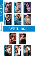Pack mensuel Azur : 11 romans + 1 gratuit (Avril 2020) ebook by Collectif