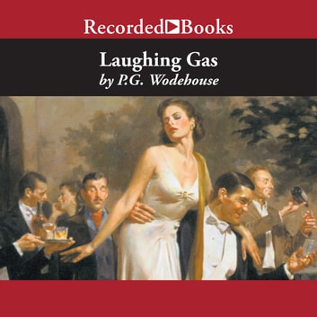 Laughing Gas audiobook by P.G. Wodehouse