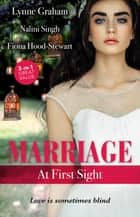 Marriage At First Sight/Jewel In His Crown/Craving Beauty/The Society Bride ebook by Lynne Graham, Fiona Hood-Stewart, Nalini Singh