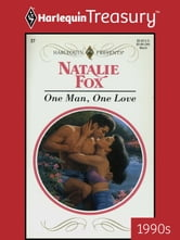 One Man, One Love ebook by Natalie Fox