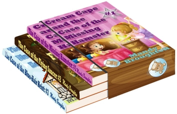 The Missing Hamster and Other Cases (A 3 Mystery Collection Boxed Set) ebook by Mandy Broughton