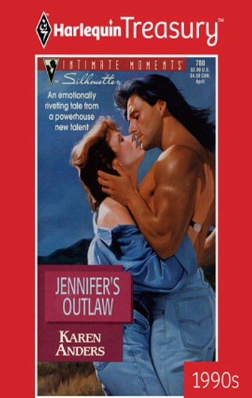 Jennifer's Outlaw ebook by Karen Anders