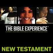 TNIV, Inspired By…The Bible Experience: New Testament, Audio Download audiobook by