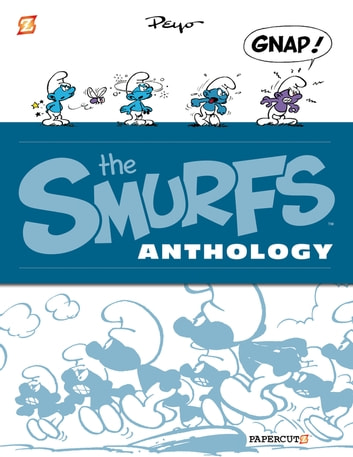 The Smurfs Anthology #1 ebook by Peyo