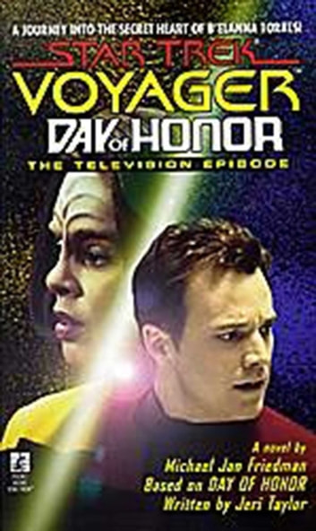 Television Episode - Day of Honor ebook by Michael Jan Friedman