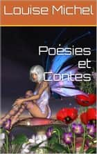 Poésies et Contes ebook by Louise Michel