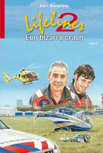Een bizarre crash ebook by Adri Burghout