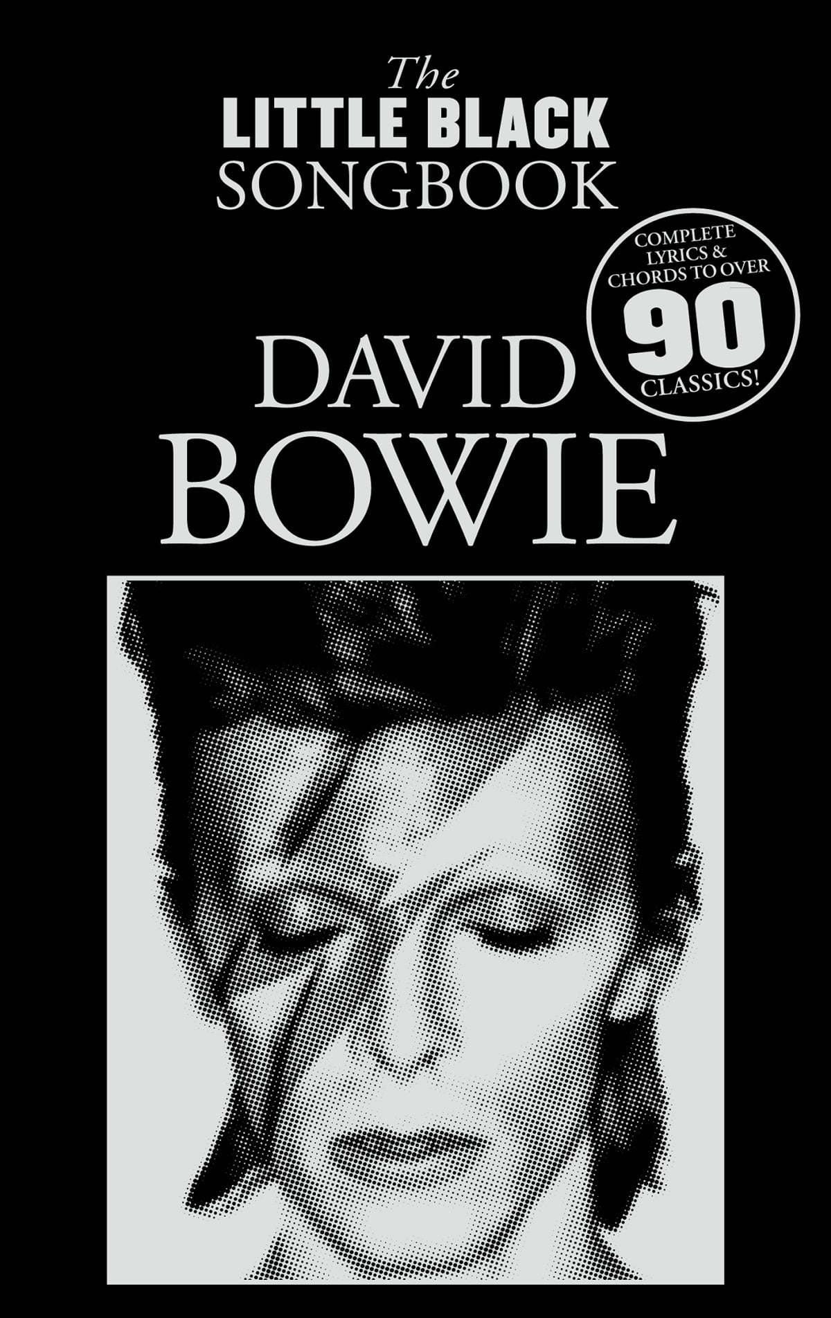 The Little Black Songbook David Bowie Ebook By Adrian Hopkins