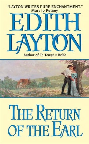 The Return of the Earl ebook by Edith Layton