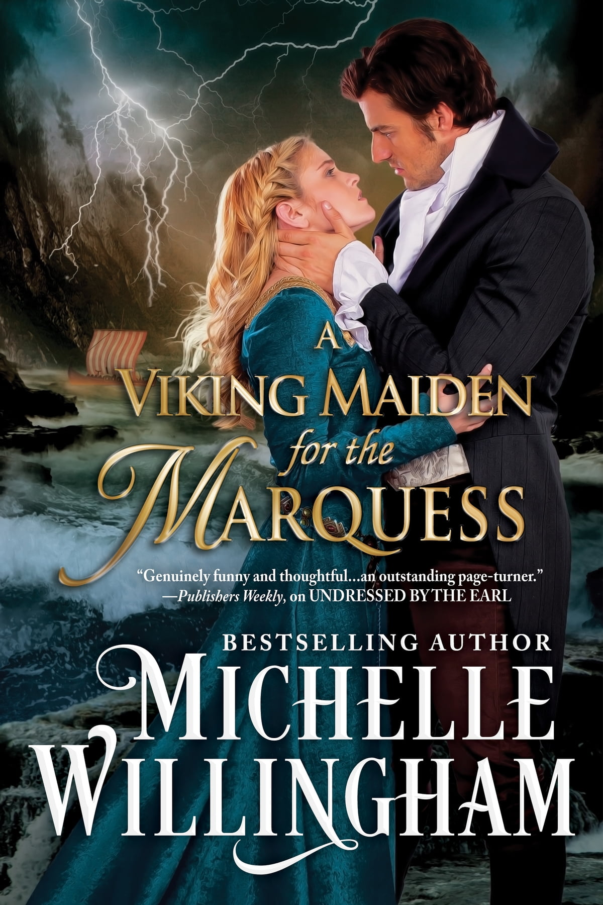 A Viking Maiden for the Marquess ebook by Michelle Willingham - Rakuten Kobo