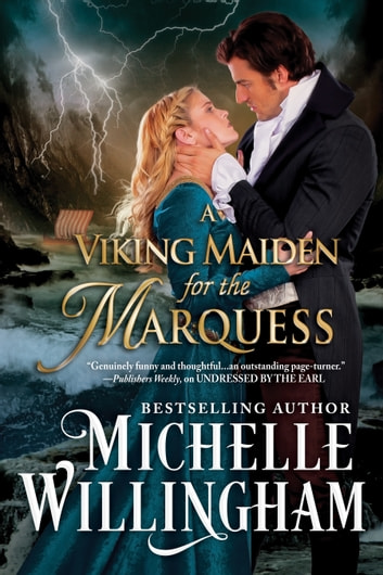 A Viking Maiden for the Marquess ebook by Michelle Willingham