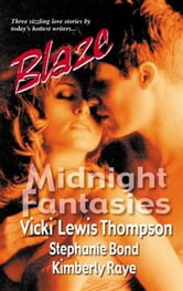 Midnight Fantasies - Mystery Lover\After Hours\Show and Tell ebook by Vicki Lewis Thompson,Stephanie Bond,Kimberly Raye