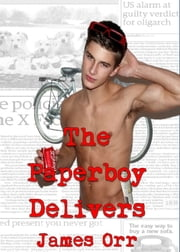 The Paperboy Delivers ebook by James Orr