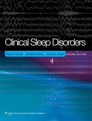 Clinical Sleep Disorders ebook by Paul R. Carney,Richard B. Berry,James D. Geyer