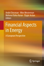 Financial Aspects in Energy - A European Perspective ebook by André Dorsman,Wim Westerman,Mehmet Baha Karan,Özgür Arslan