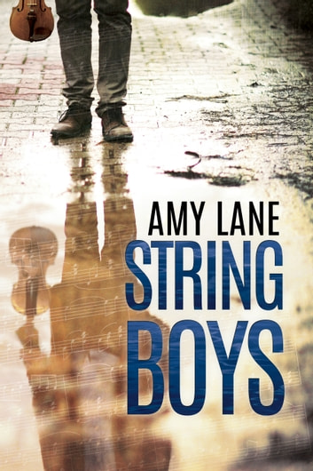 String Boys ebook by Amy Lane