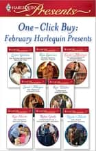 One-Click Buy: February 2009 Harlequin Presents ebook by Lynne Graham, Kim Lawrence, Carole Mortimer,...