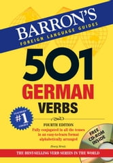 501 German Verbs, 4th Edition ebook by Henry Strutz
