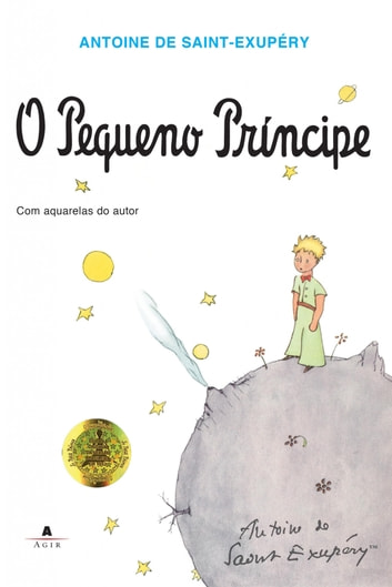 O pequeno príncipe (original) ebook by Antoine de Saint-Exupéry