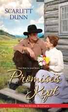 Promises Kept ebook by