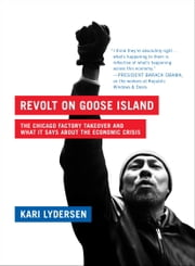 Revolt on Goose Island - The Chicago Factory Takeover and What It Says About the Economic Crisis ebook by Kari Lydersen