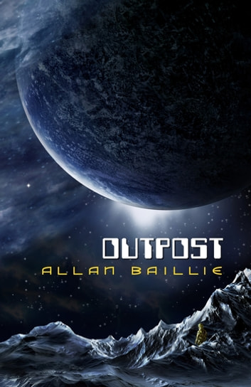 Outpost ebook by Allan Baillie