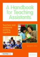 A Handbook for Teaching Assistants ebook by Glenys Fox