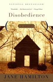 Disobedience - A Novel ebook by Jane Hamilton