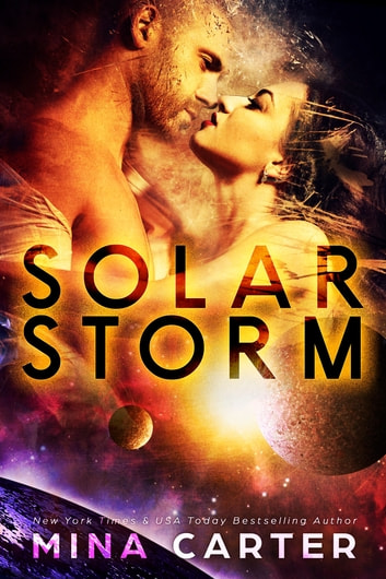 Solar Storm ebook by Mina Carter