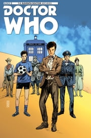 Doctor Who: The Eleventh Doctor Archives #8 ebook by Tony Lee,Matthew Dow Smith,Charlie Kirchoff