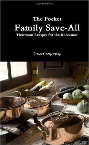 The Pocket Family Save All ebook by philip nicklin,R K Philp